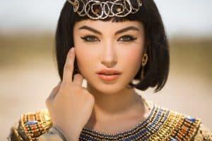 Coiffure égyptienne