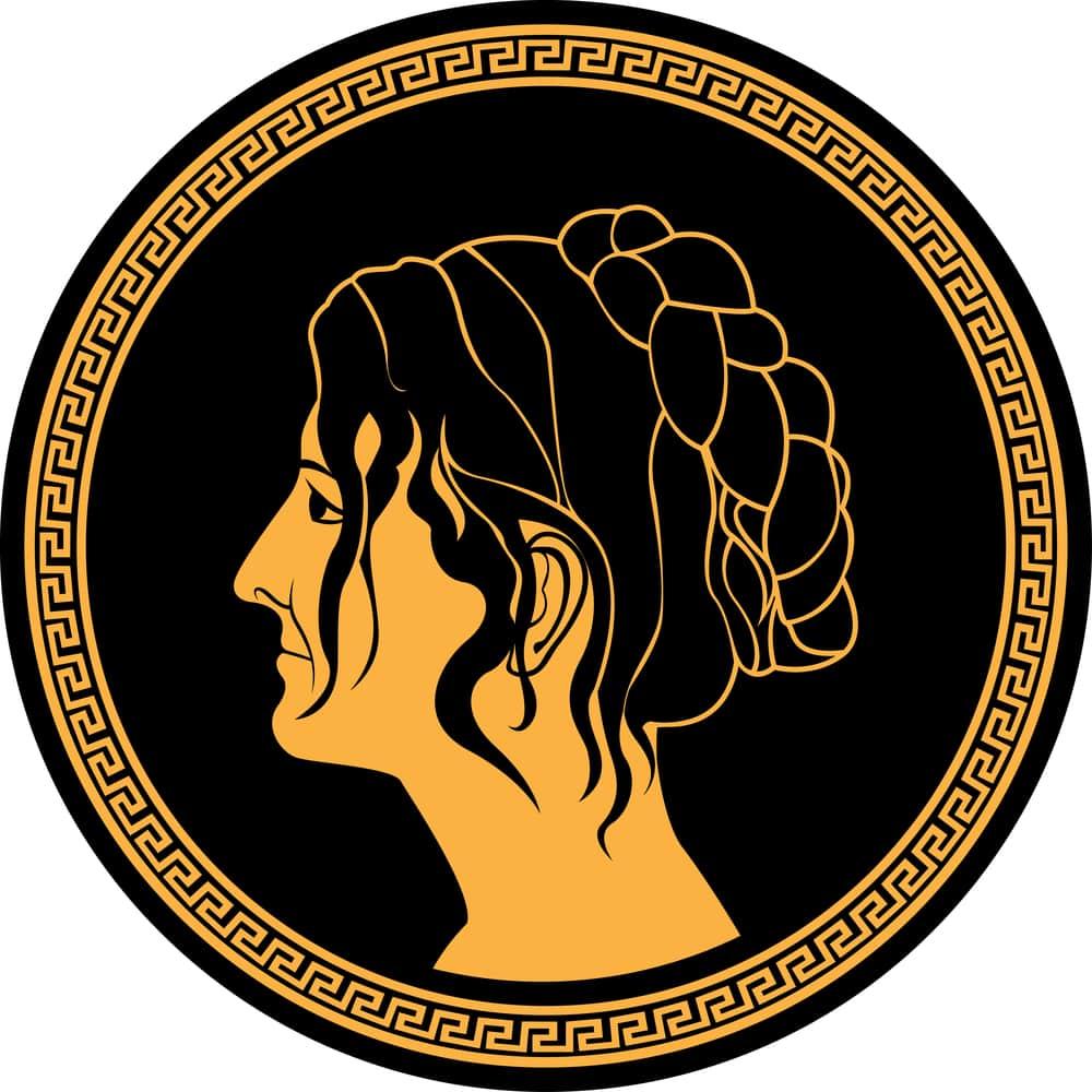 Coiffure romaine