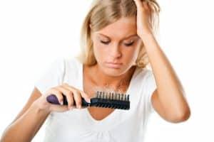 Pertes de cheveux
