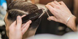 se couper les cheveux après une greffe